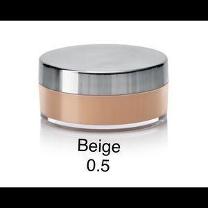 MK Mineral Powder Foundation  .28 oz Beige 0.5